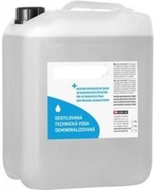 Demineralizovaná voda (služba úpravy vody) 5 L bandaska