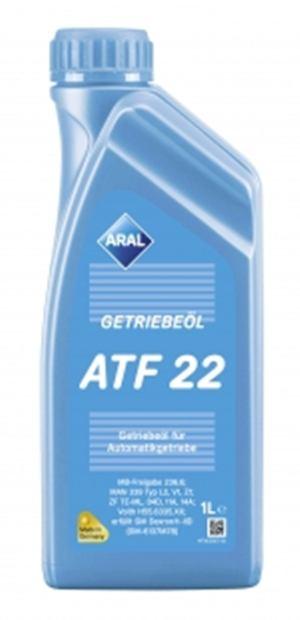 Aral Getriebeöl ATF 22  1 Litrovka