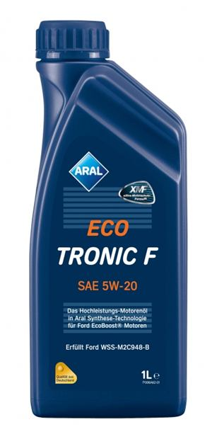 Aral EcoTronic F 5W-20 1 Litrovka
