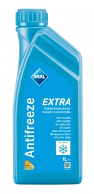 Aral Antifreeze Extra  12x1 L kartón