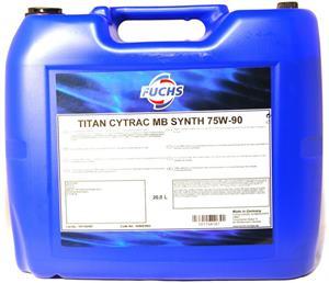 FUCHS Cytrac HSY 75W-90 20L čapovaný