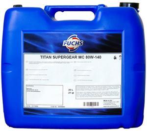 FUCHS SuperGear 80W-90 20L čapovaná