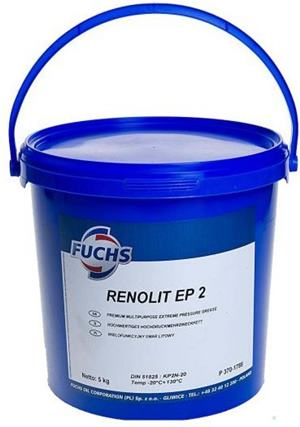 FUCHS Renolit EP 2   5 kg