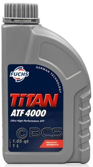 FUCHS Titan ATF 4000 Litrovka