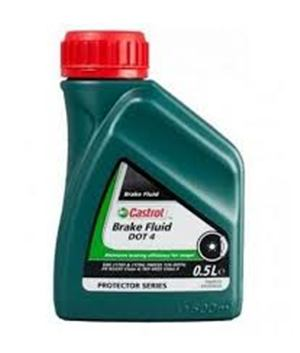 Castrol  Brake Fluid DOT 4    500 ml dóza