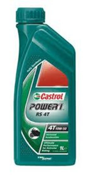 Castrol Power 1 Racing 4T 10W-50   1 Litrovka
