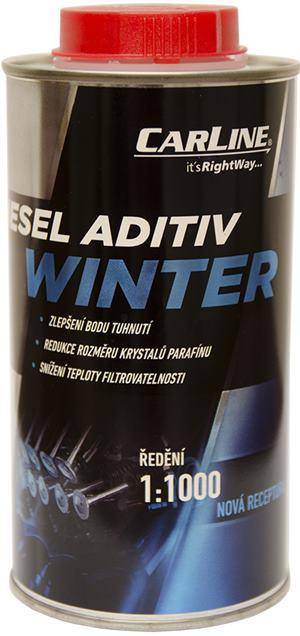 Carline Diesel aditív zimný 500ml dóza
