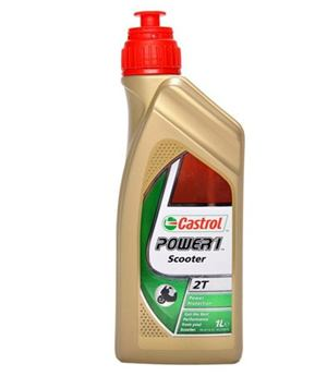 Castrol Power 1 Scooter 2T  1 Litrovka