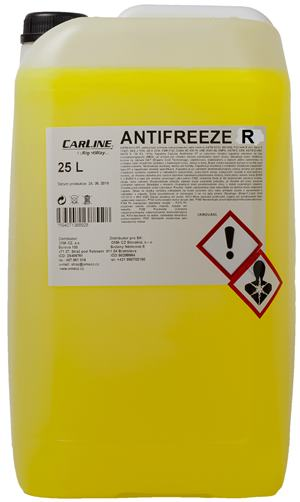 Carline Antifreeze - Chladiaca zmes R 25 L