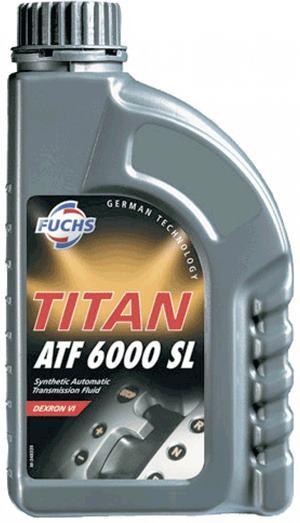 FUCHS Titan ATF 6000 SL 1 Litrovka