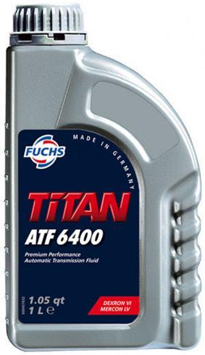 FUCHS Titan ATF 6400  Litrovka