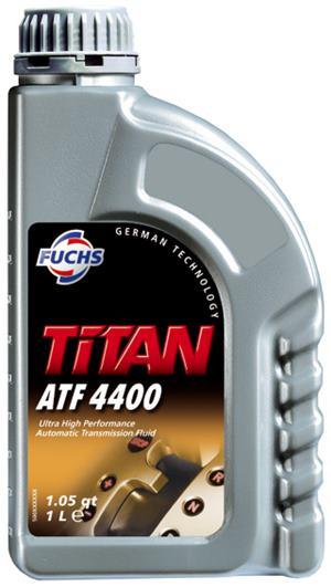 FUCHS Titan ATF 4400   Litrovka