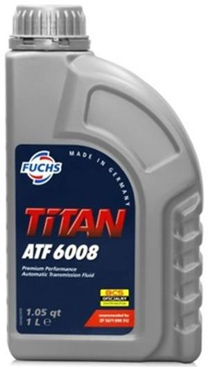FUCHS Titan ATF 6008  Litrovka