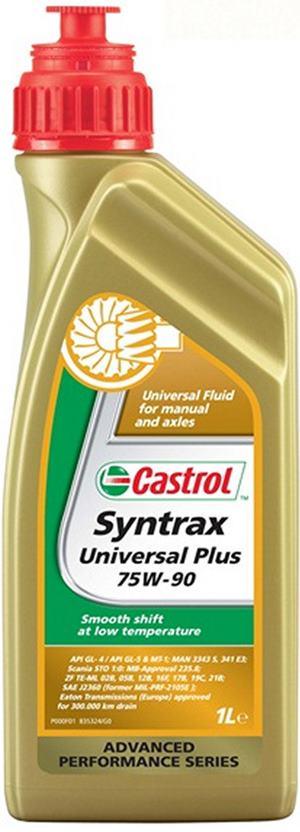 Castrol Syntrax Universal Plus 75W-90 1 Litrovka