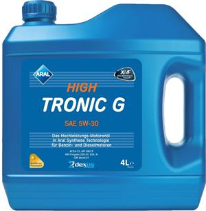 Aral HighTronic G 5W-30 4 Litrovka