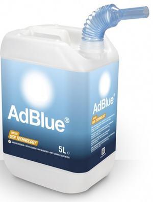 AdBlue 5 L kanister