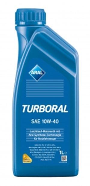 Aral Turboral 10W-40 1 Litrovka