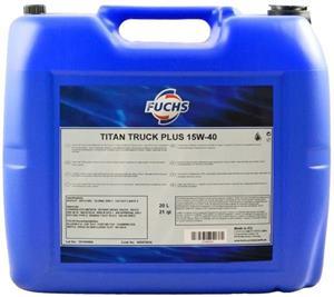 FUCHS Titan Truck Plus 15W-40 20 L