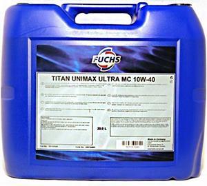 FUCHS Titan Unimax Ultra MC 10W-40  20 L