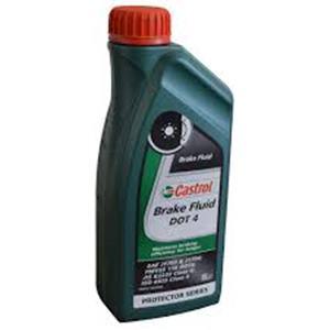 Castrol  Brake Fluid DOT 4  12x1 Liter