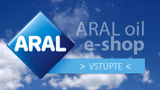 ARAL oil e-shop